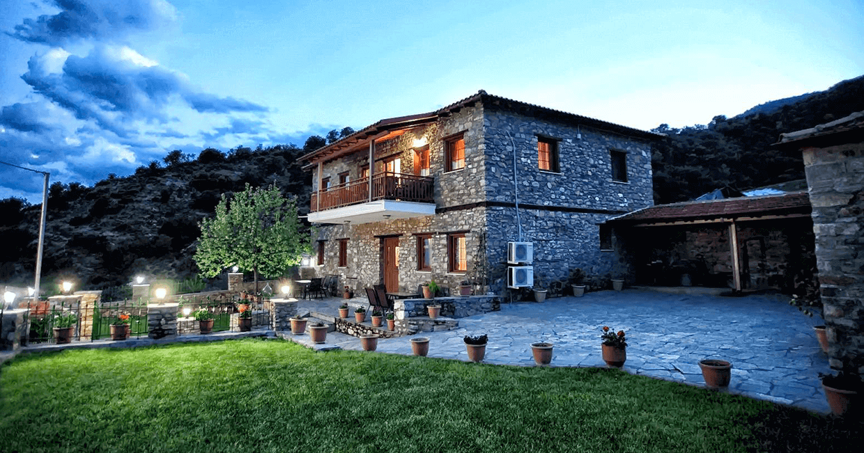 Tsikrikonis Winery, Guest House